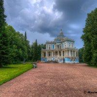 Вид на павильон Катальной горки. :: Maxim Semenov