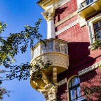 Московские балкончики ... (Трёхлрудный пер-к) :: Сергей Козырев
