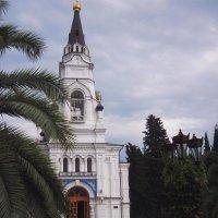 Храм в субтропиках 2 :: Юрий Гайворонский