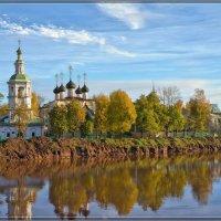 Октябрьская Осень. :: Vadim WadimS67