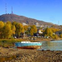 Осень на Волге. :: Анатолий