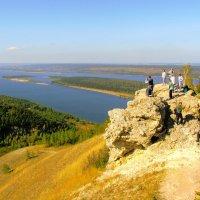 Вид с горы Стрельной. :: Людмила И.