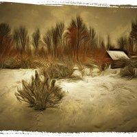 Первый снег :: Татьяна Смирнова
