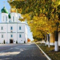Успенский кафедральный собор. Коломна. :: Igor Yakovlev