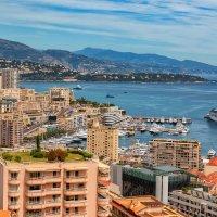Вид на Монте Карло :: Вячеслав Касаткин