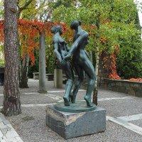 "Скульптурная группа""Танцовщицы"" (1917) парк Миллеса Стокгольм :: Swetlana V"