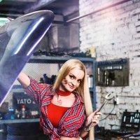 Не женская это работа :: Наталия Шестакова