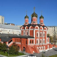 Знаменский собор бывшего Знаменского мужского монастыря- начало XVII века... :: Наташа *****