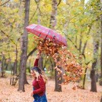 Осень ...осень))) :: Nadezda Pushkareva