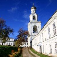 Свято-Юрьев мужской монастырь :: Валентина