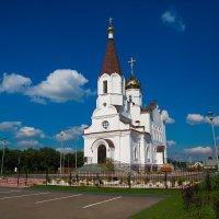 Храм Святой равноапостольной княгини Ольги :: Юрий Лобачев