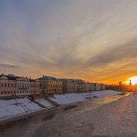 Закат :: Наталья Кузнецова