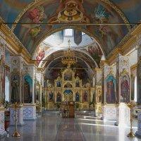 Церковь во имя святителя Николая Чудотворца. :: Олег Манаенков