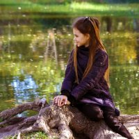 Портрет девочки. :: barsuk lesnoi