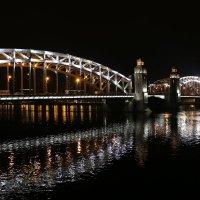Большеохтинский мост :: Ольга