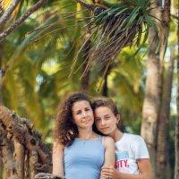мама и доча :: Ольга Фефелова