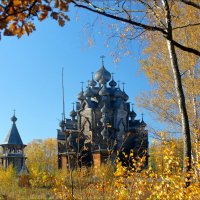 "Осень в ""Богословке"" :: Александр Алексеенко"