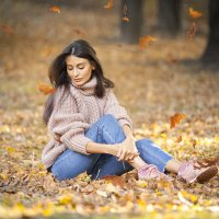 Осень :: Мария Кольцова