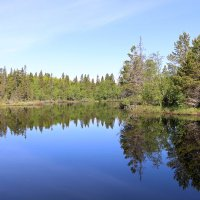 Варяжское озеро :: Ольга