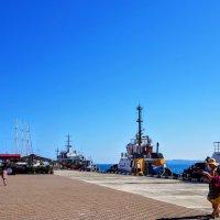 Порт Батуми :: Вячеслав Случившийся