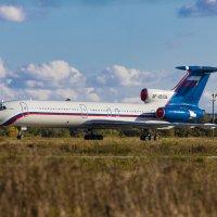 Ту-154М :: Roman Galkov