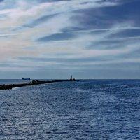 Морской пейзаж :: Liudmila LLF