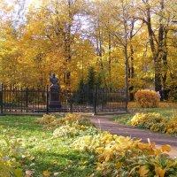 В красках осени ... :: Татьяна