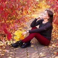 Осень :: Galina Rastorgueva