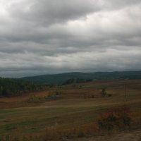 Осенняя степь :: Дмитрий Солоненко