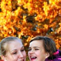 С мамой всегда весело) :: Фёкла