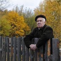 Поздняя Осень...  Грусть и воспоминания, надежды и планы. :: Фёдор Куракин