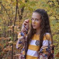 цвет настроения-желтый! :: Светлана Бурлина