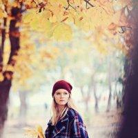Осенняя пора, очей очарованье :: марина алексеева