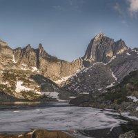 Вечер на озере Горных духов :: Дамир Белоколенко
