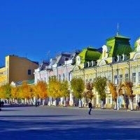 Площадь города. :: Анатолий