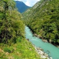 Горная река! :: ирина