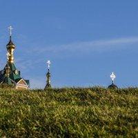 коллекция крестиков в Кремли г. Коломна :: Георгий
