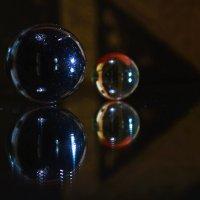 Магические шары :: Андрей + Ирина Степановы