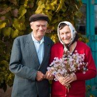 Мои старички :: Мария Хворостова