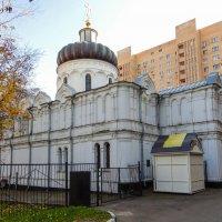 Алексеевская церковь :: Сергей Лындин