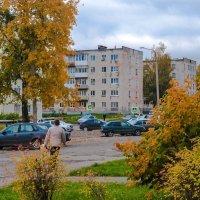 Есть улицы  центральные,а есть и не центральные... :: Aquarius - Сергей