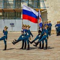Церемония развода караулов президенского полка :: Николай Николенко