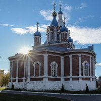 Тихвинская церковь, г. Коломна :: Георгий