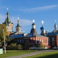 Собор Воздвижения Честного Креста Господня в Брусненском женском монастыре :: Георгий