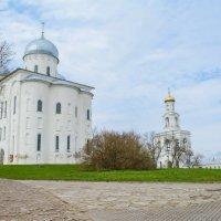 Великий Новгород. Юрьев монастырь. :: Tata Gorbunova