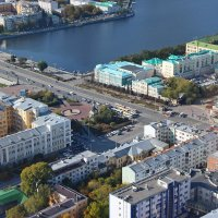 Екатеринбургская Плотинка :: Елена Викторова