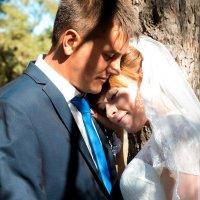 Фото жениха и невесты :: Яна Глазова