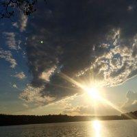 """""""А небо осенью седое с просинью..."""" :: Ирэн"""