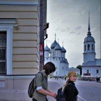 Туристы в Вологде :: Валерий Талашов