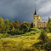 Дождь прошел... :: Олег Бабурин